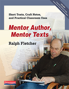 Mentor Author, Mentor Texts cover