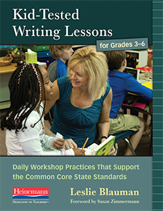 Kid-Tested Writing Lessons for Grades 3-6 cover