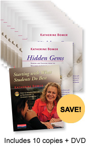 Katherine Bomer Staff Development Bundle