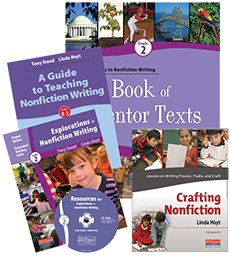 Nonfiction Writing PLUS Pack: Grade 2 cover