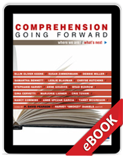 Learn more aboutComprehension Going Forward (eBook)