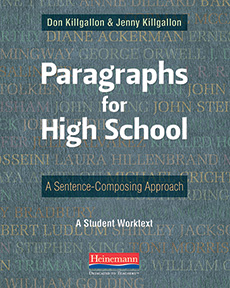 Paragraphs for High School cover