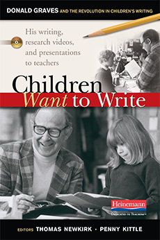 Children Want to Write