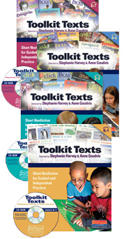 PreK-7 Toolkit Texts Library cover