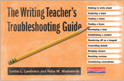 The Writing Teacher's Troubleshooting Guide cover