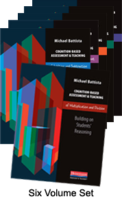 Cognition-Based Assessment and Teaching Complete Six Volume Set cover