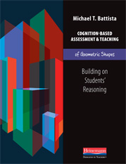 Cognition-Based Assessment and Teaching of Geometric Shapes