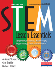 STEM Lesson Essentials, Grades 3-8 cover