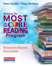 Making the Most of Your Core Reading Program cover