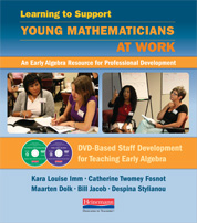 Learning to Support Young Mathematicians at Work