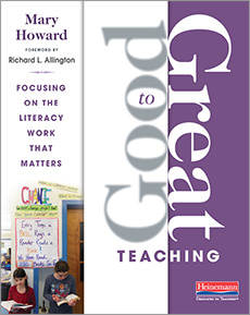 Good to Great Teaching cover