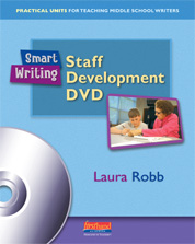 The Smart Writing Staff Development DVD cover