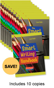 Learn more aboutThe Smart Writing Student Handbook, 10-pack
