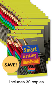 Learn more aboutThe Smart Writing Handbook, 30-pack