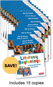 Literacy Beginnings Study Bundle
