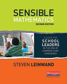 Sensible Mathematics Second Edition cover