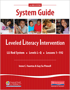 LLI Red System Guide
