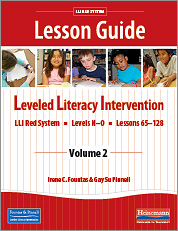 LLI Red Lesson Guide 2