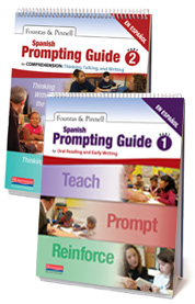 Spanish Prompting Guide Part 1 & 2 Bundle