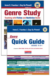 Genre Study + Companion Genre Quick Guide Bundle