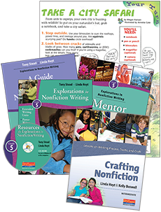 Nonfiction Writing Plus Pack Grade 5 cover