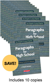 Learn more aboutParagraphs for High School 10 Pack