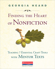 Finding the Heart of Nonfiction cover