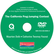 The California Frog-Jumping Contest DVD