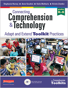 Connecting Comprehension and Technology cover