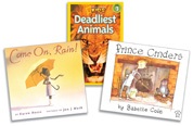 Units of Study in Opinion, Information, and Narrative Writing, Grade 3 Trade Book Pack