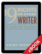 The 9 Rights of Every Writer (eBook)