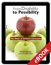 Learn more aboutFrom Disability to Possibility (eBook)
