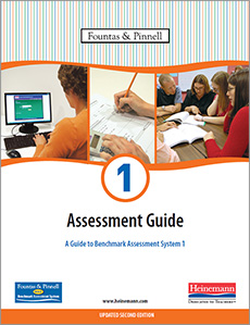 Benchmark Assessment System 1, 2nd Edition Assessment Guide, Revised