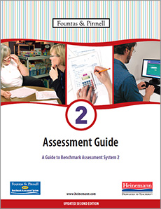 Benchmark Assessment System 2, 2nd Edition Assessment Guide, Revised