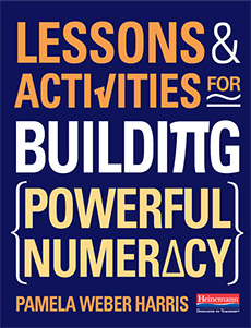 Lessons and Activities for Building Powerful Numeracy cover