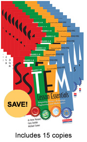 STEM Lesson Essentials Book Study Bundle