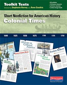 Colonial Times cover