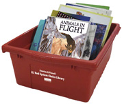 Fountas & Pinnell RED Choice Library, Levels K-P
