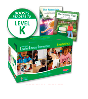 LLI Green System Booster Pack Grade 1