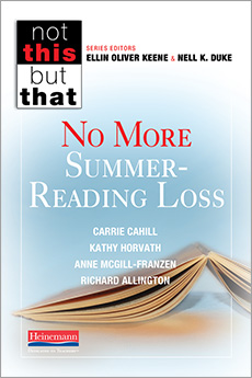 No More Summer-Reading Loss cover