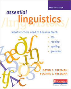 Essential Linguistics, Second Edition cover