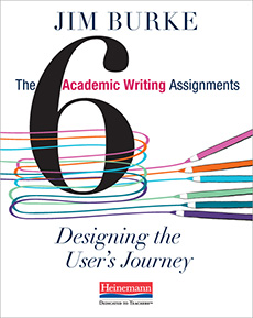 The Six Academic Writing Assignments cover