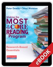Making the Most of Your Core Reading Program (eBook)