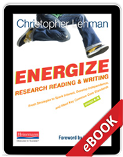 Energize Research Reading and Writing (eBook)