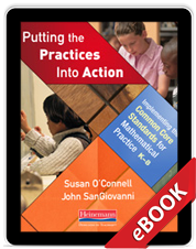 Putting the Practices Into Action (eBook) cover
