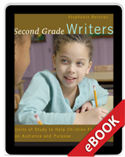 Second Grade Writers (eBook)