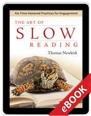 Learn more aboutThe Art of Slow Reading (eBook)