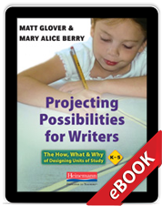 Learn more aboutProjecting Possibilities for Writers (eBook)
