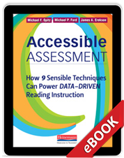 Learn more aboutAccessible Assessment (eBook)