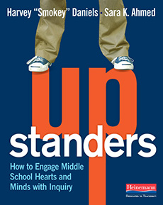 Upstanders cover